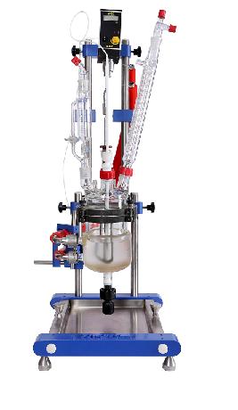 Standard glass reactor unit